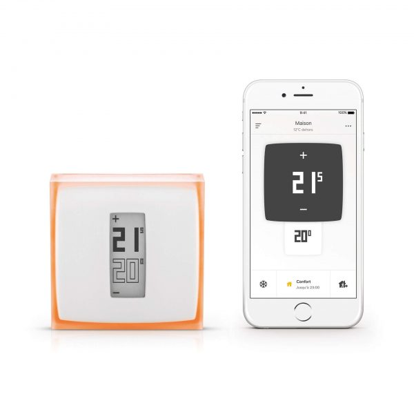 Thermostat connecté Netatmo