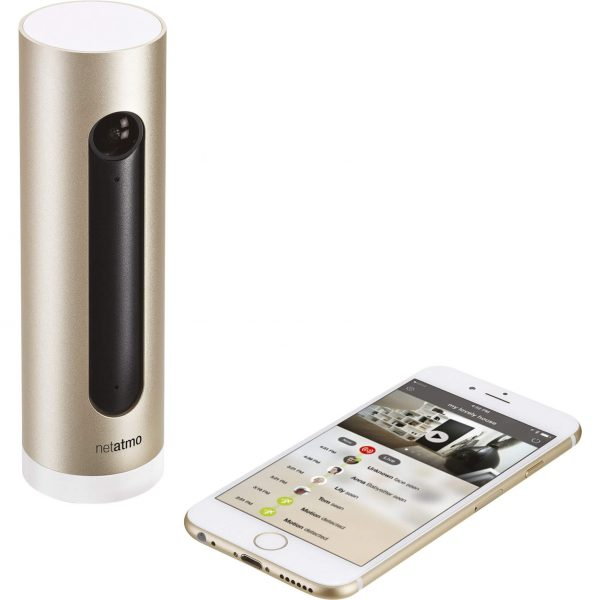 Caméra Intérieure Intelligente