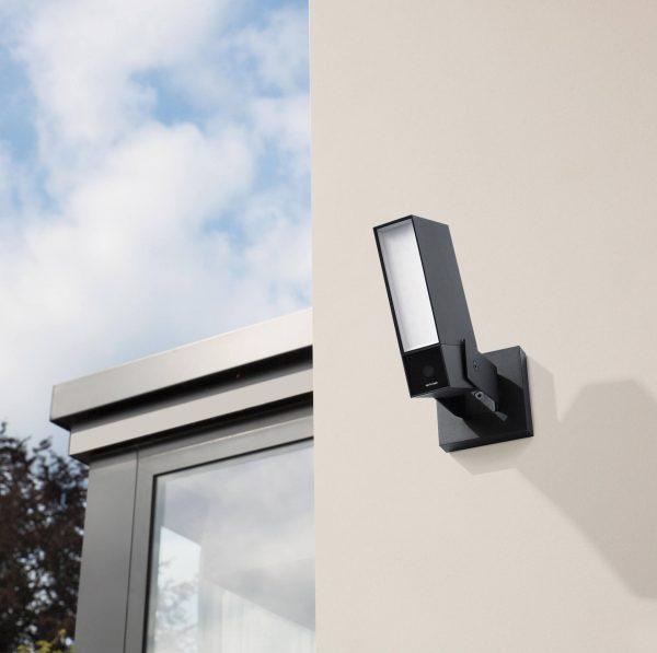 Caméra extérieur connectée