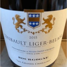Bourgogne Les Grands Chaillots 2015 Thibault Liger Belair 75 cl