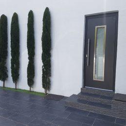 Porte-entrée-aluminium-extérieur