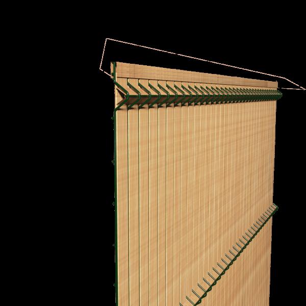 kit ocultacion madera clara
