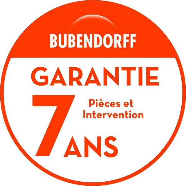 BUBENDORFF-garanti