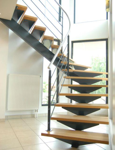 escalier-metallique