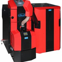 Chaudière ATTACK pellet 30KW automatique plus (3)