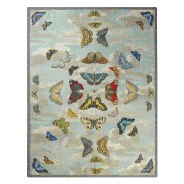 Mirrored Butterflies Sky - 130 x 180 cm BLJD5003