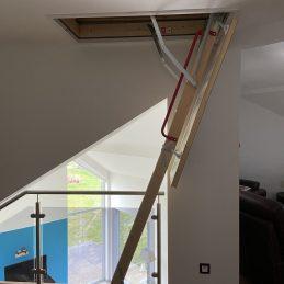 Produit 14 Escalier escamotable