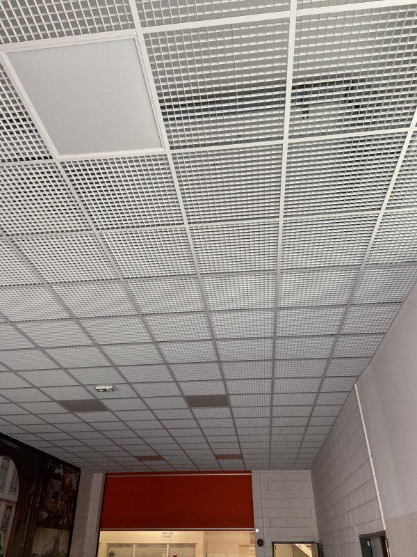 Produit 4 Faux plafond MONOLINE