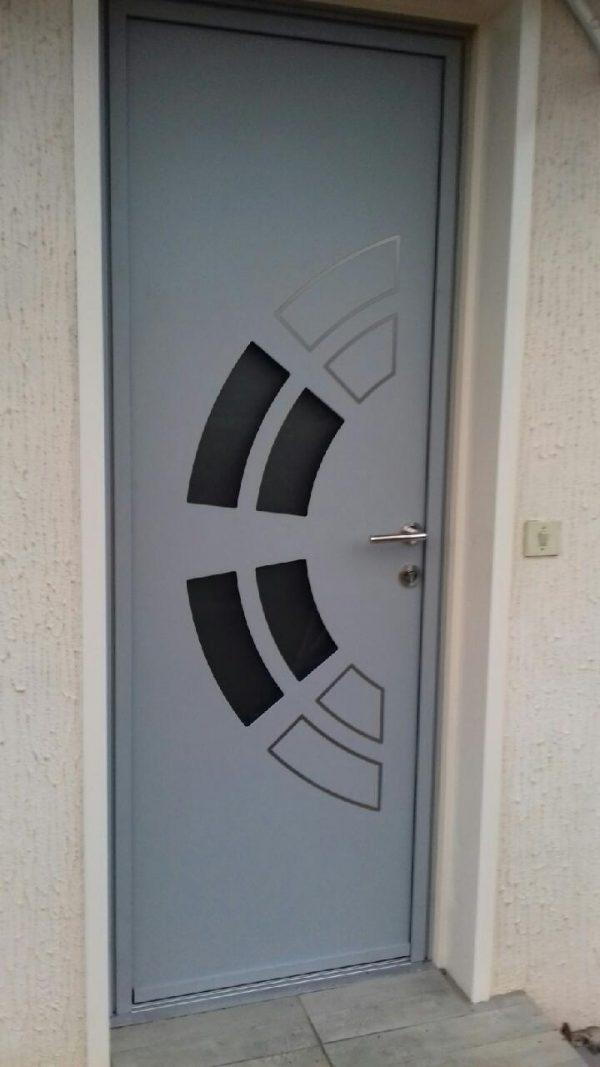 porte d'entrée aluminium2