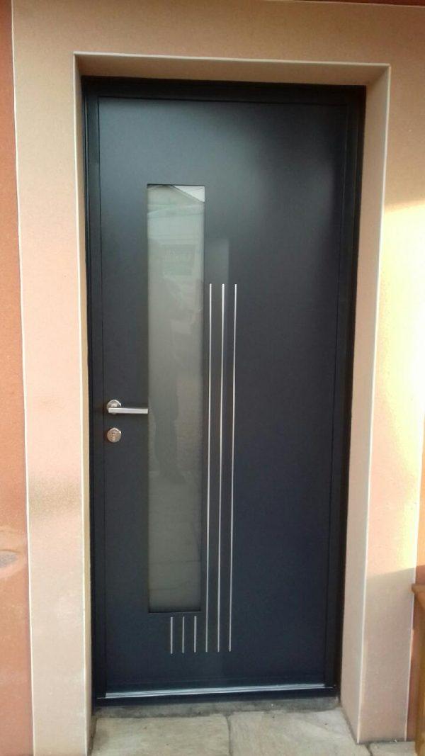 porte d'entrée aluminium3