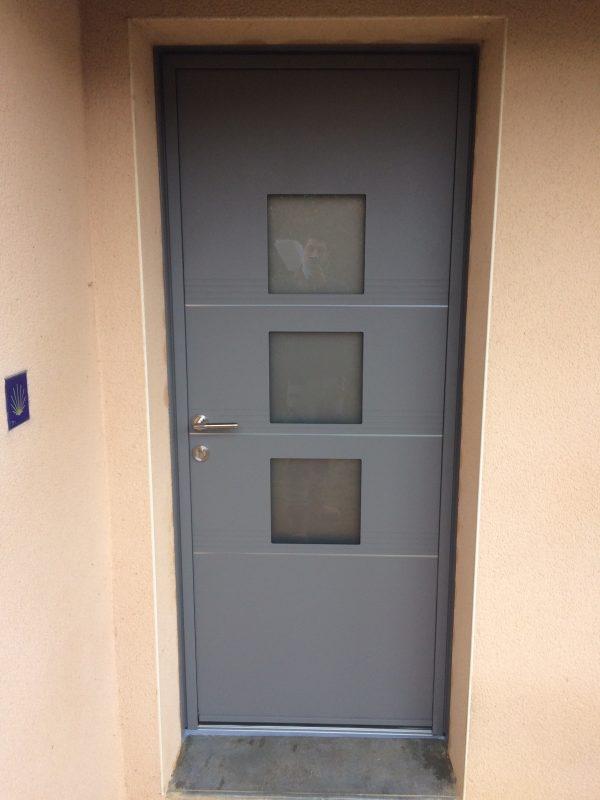 porte d'entrée aluminium4