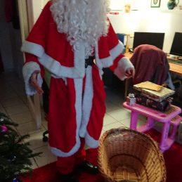 Pere-Noel en location ou en prestation !