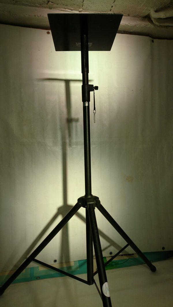 Support universel, plateau pour projecteur, lyre, vidéoprojecteur.