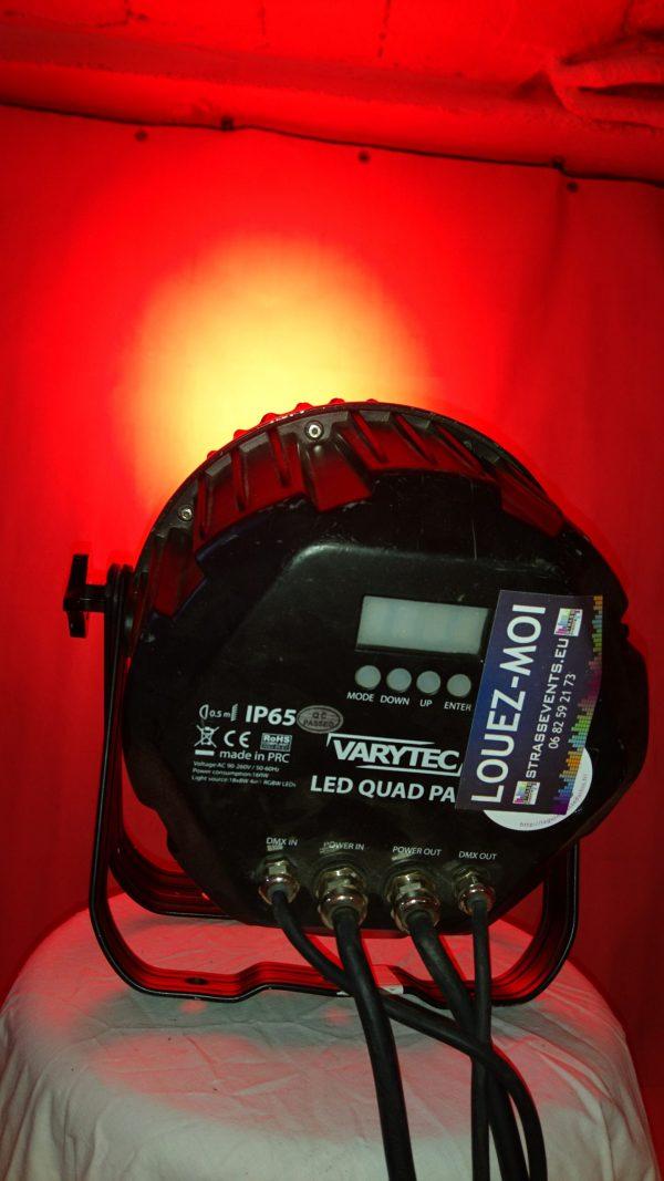 Projecteurs LED ultra puissant et étanche à louer !