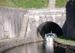bateau Tunnel St Albin