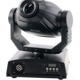 Lyres MH-X25 LED Spot Moving Head / Transformez votre manifestation en un show PRO