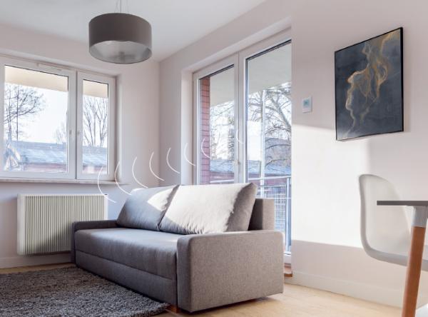 Radiateur a thermostat digital sans fil 2