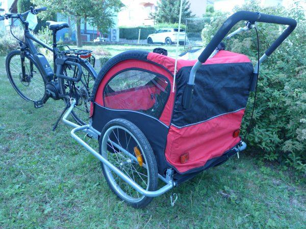 Vélo électrique homme STEVENS en location.