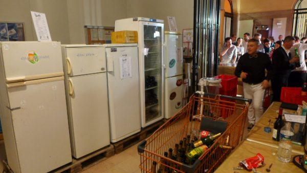 LOUEZ de 1 à 4 frigo pour vos manifestations, fêtes de famille.