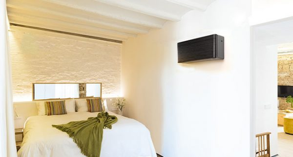 Installation pompe à chaleur Air / Air ( PAC )