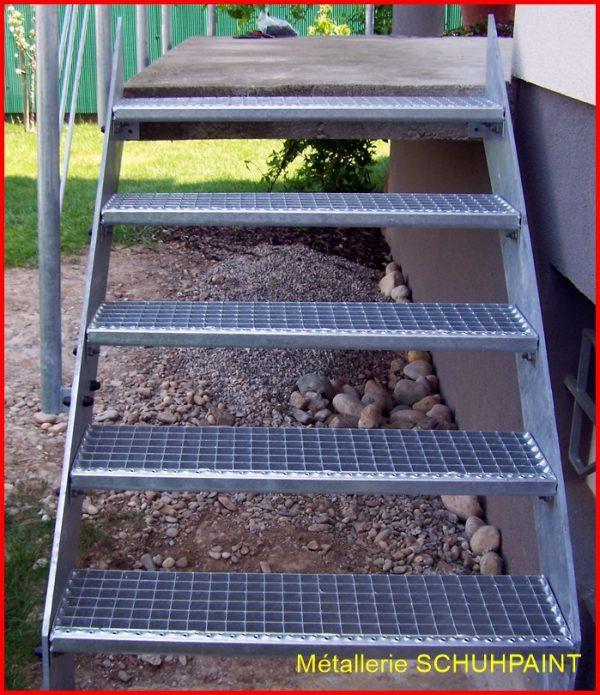 Escalier extérieur