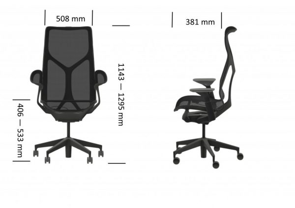 PRODUIT 2-2Fauteuil-COSM-Graphite-haut-Herman-MILLER