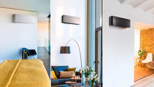 pose pompe à chaleur Air / Air ( PAC )