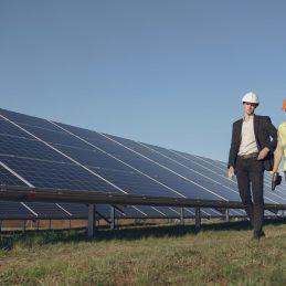 Pose panneaux photovoltaique