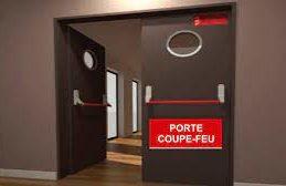 Maintenance préventive des portes coupe-feu P2